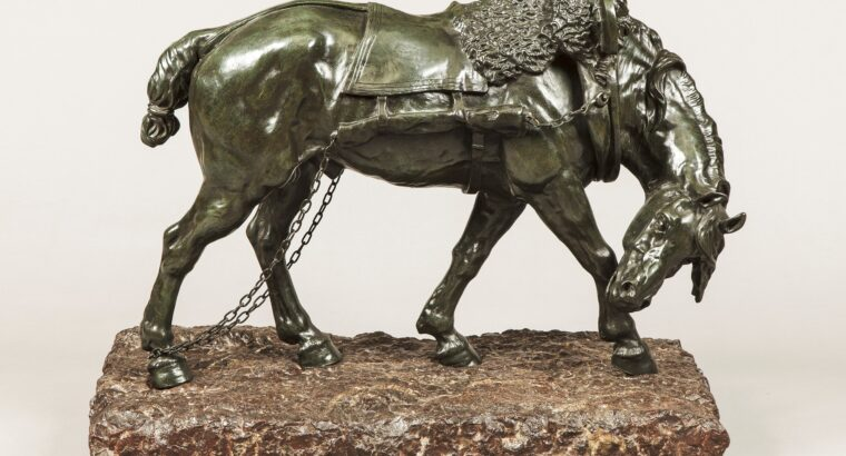 HORSE WITH CHARACTER BY ARTHUR JACQUES