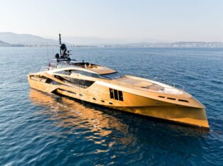 Magnificent KHALILAH super yacht For Sale