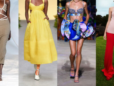 The Most Important Fashion Trends For Summer 2021