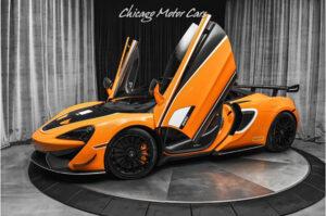 Lavish 2020 McLaren 620R Coupe ONLY 1900 MILES!