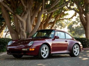 Gorgeous 1997 Porsche 911 Carrera 4S AWD