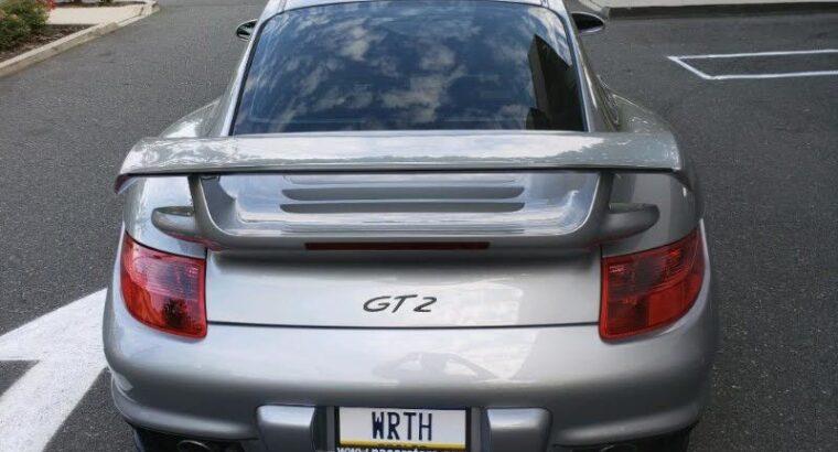 Lavish 2008 Porsche 911 GT2
