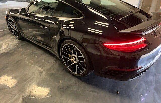 Elegant 2017 Porsche 911 Turbo S Coupe