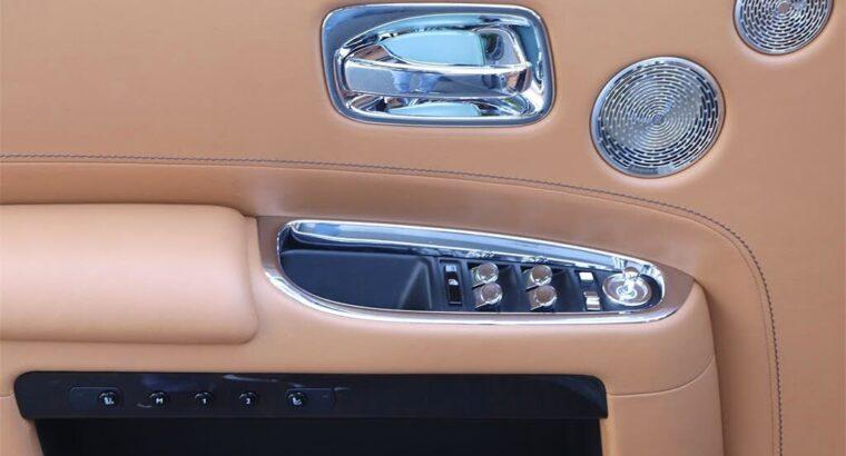 Royal 2017 Rolls-Royce Ghost Series II