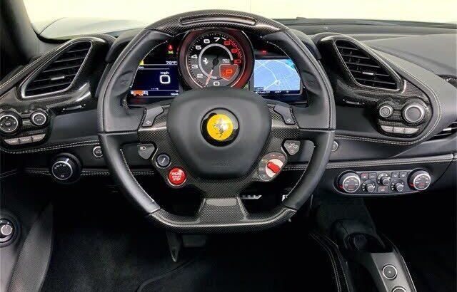 lavish 2018 Ferrari 488 Spider RWD