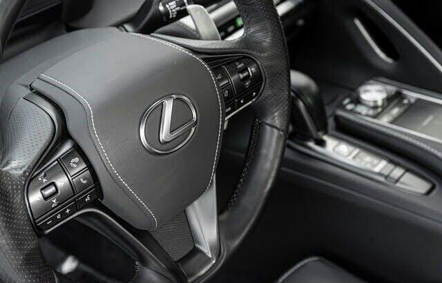 Noble 2018 Lexus LC 500