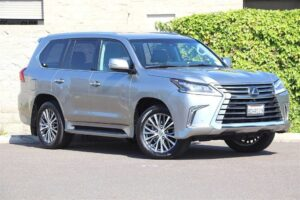 Outstanding 2018 Lexus LX 570 for sale