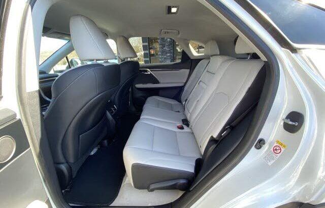 Impressive 2018 Lexus RX 350