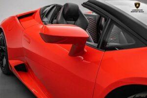 Elegant 2019 Lamborghini Huracan LP 580-2 Spyder Convertible RWD for sale