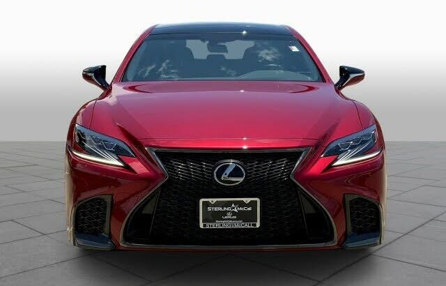 Gorgeous 2019 Lexus LS 500 F Sport