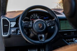 Impressive 2019 Porsche Cayenne Turbo AWD for sale