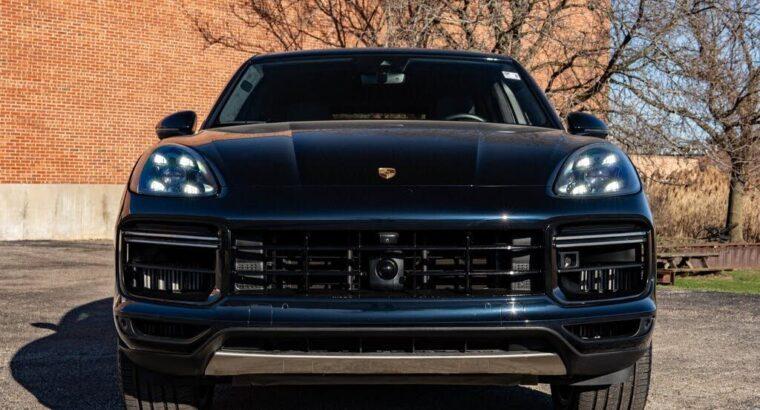 Impressive 2019 Porsche Cayenne Turbo