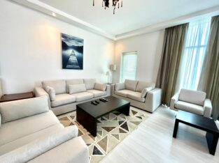 Flat For Rent in Seef Fully Furnished