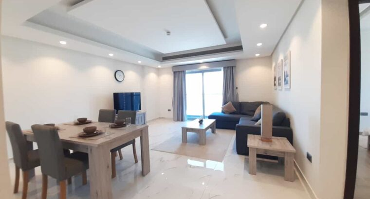 Flat For Rent in Juffair Fully Furnished 2BHK