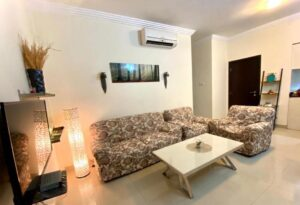 Fully furnished 2 bedroom apartment for sale in Juffair