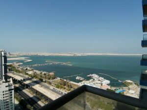 Flat for sale in Hoora fully furnished