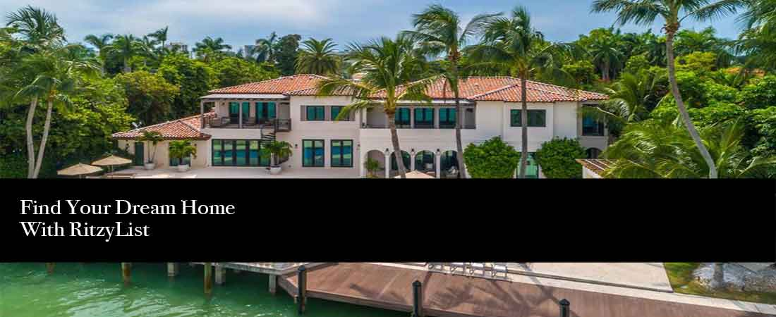 RitzyList Help You Sell Or Buy Your Luxury Home Fast & Quick