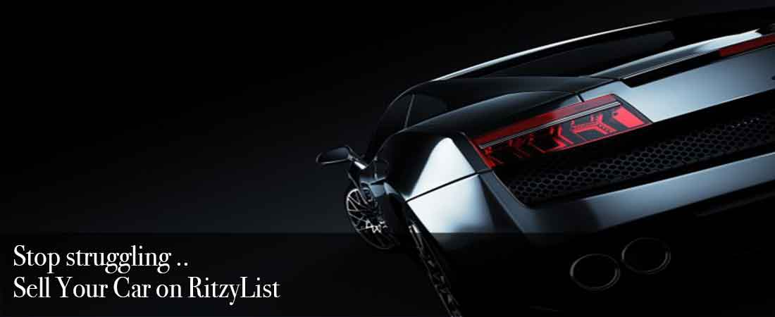 Luxury Cars, Yachts And Exotic Bikes Needs RitzyList Marketplace