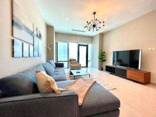 Sea view 2 BHK Apartment For Rent in Seef